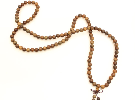 Naturally Scented Verawood Mala