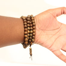 Load image into Gallery viewer, Naturally Scented Verawood Mala - Free Gift