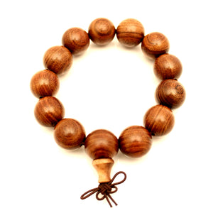 "Natural Wood ""Big"" Bracelet"