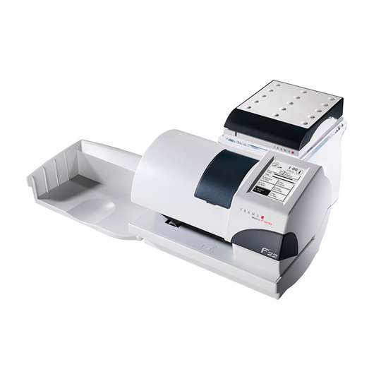 Frama Matrix F22 Mailmark Franking Machine