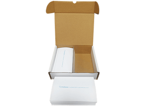 1000 FP Mailing Mymail Long Double Sheet Franking Labels (175MM)