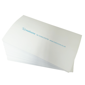 500 Neopost IN600 Long Double Sheet Franking Labels (175MM)