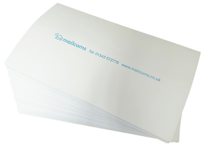 500 FP Mailing Mymail Long Double Sheet Franking Labels (175MM)