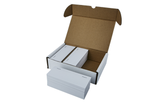 200 FP Mailing Postbase Vision 7A Single Cut Franking Labels