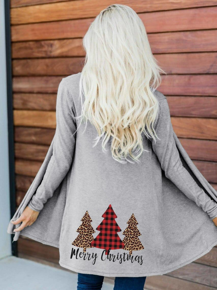 Women's Christmas Casual Cardigan