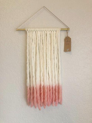 Blush Hanging Wall Tapestry