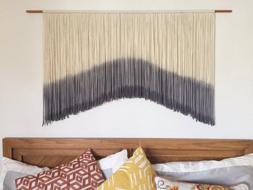 Large Bohemian Hanging Wall Tapestry