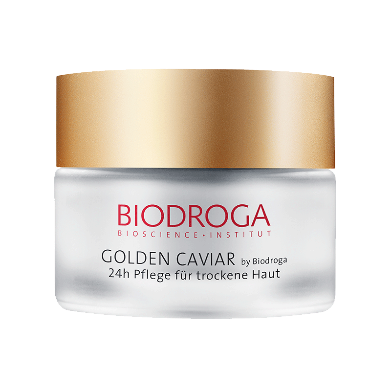 GOLDEN CAVIAR 24hr Care for dry skin