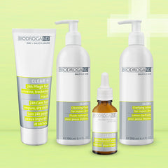 BIODROGA MD Clear+ System 4-Step Kit - For Dry Skin