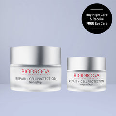 BIODROGA After Sun Pack - Buy Night Care & Receive F