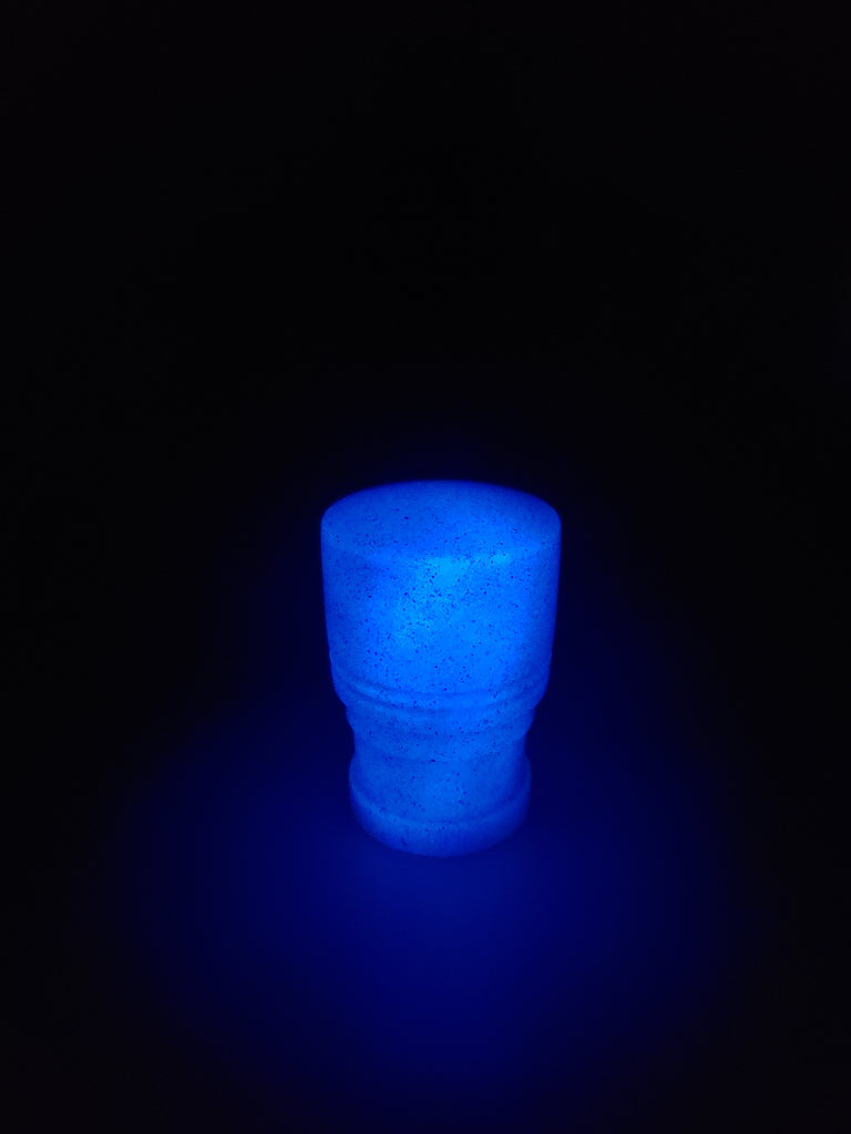 Phazon Blue Glow Sax Spy End Plug
