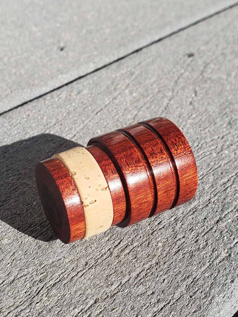 Bloodwood Sax Spy End Plug