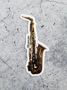 Sticker 4 Selmer Balanced Action alto 25xxx