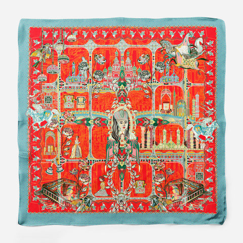 products/Catherine_The_Great_Middle_Sword_FLAMNG_RED_BLUE_BORDER_Silk_SCarf_11_7f2d1727-abe9-4862-a2da-ce7a3430e82c.jpg