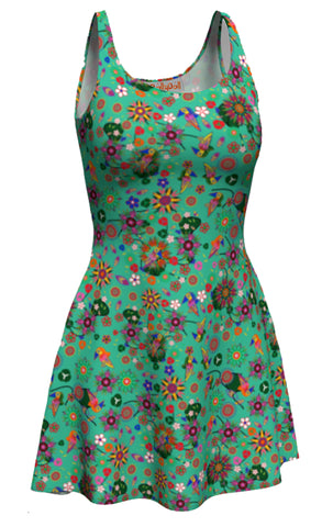 BollyDoll Parakeet Dress