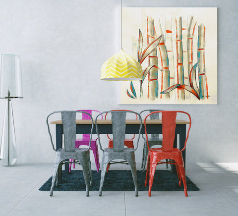products/Red_Bamboos_on_Modern_Wall.jpg