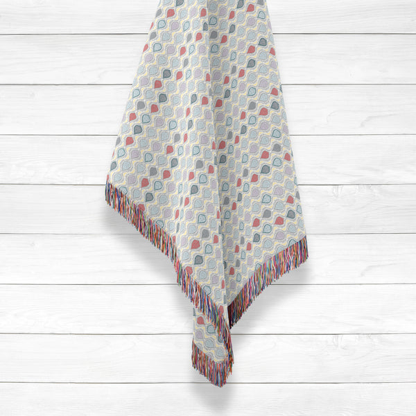 Vine Prism Woven Throw