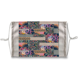 Flower Power Sublimation Face Mask
