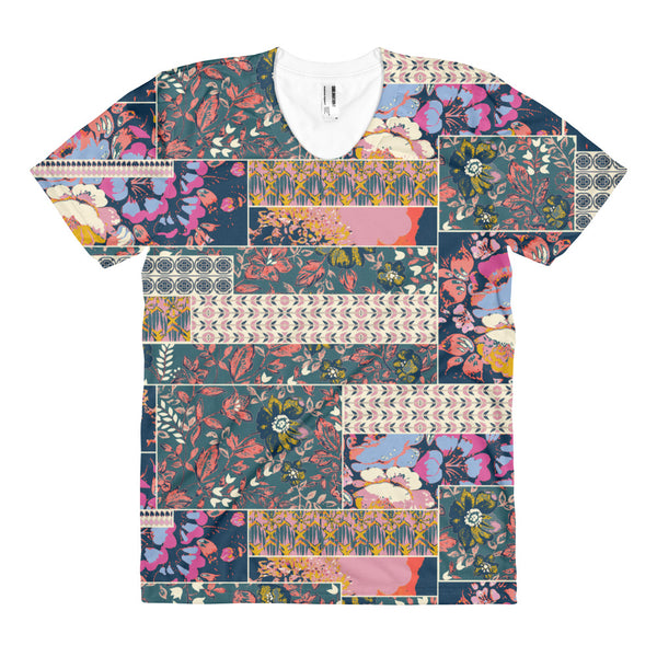 Flower Power Sublimation T