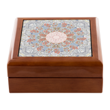 Blooming tree of life Jewelry Box