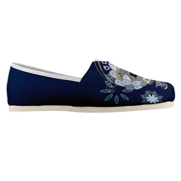 Summer Angel Peacock Casual Shoe