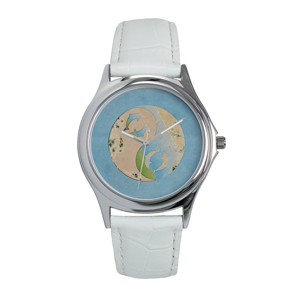 Liv Grn Watch by JetPrint