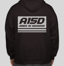 Load image into Gallery viewer, Area 15 Designs Hoodie