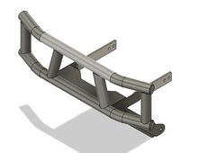 Load image into Gallery viewer, AREA 15 DESIGNS HONDA TALON RACE FRONT BUMPER