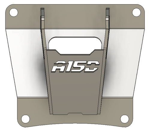 AREA 15 DESIGNS HONDA TALON PULL PLATE