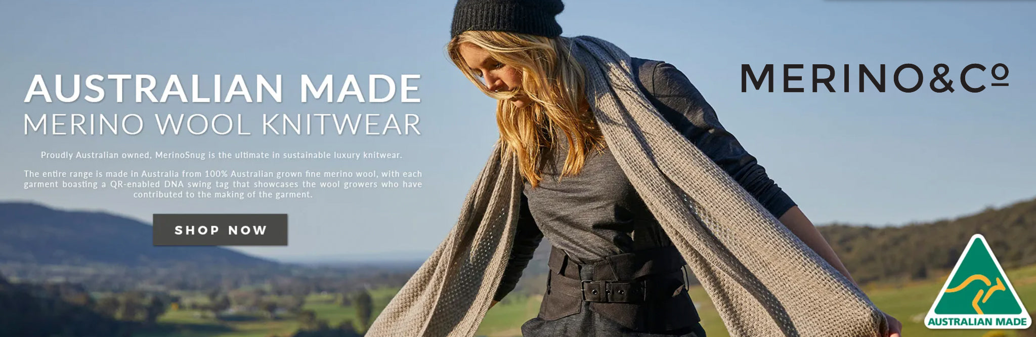 ethical wool clothing