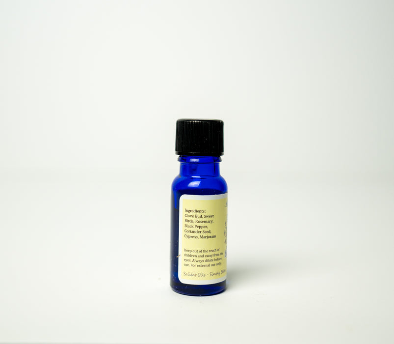 Ache & Pain Blended Essential Oil 10ml
