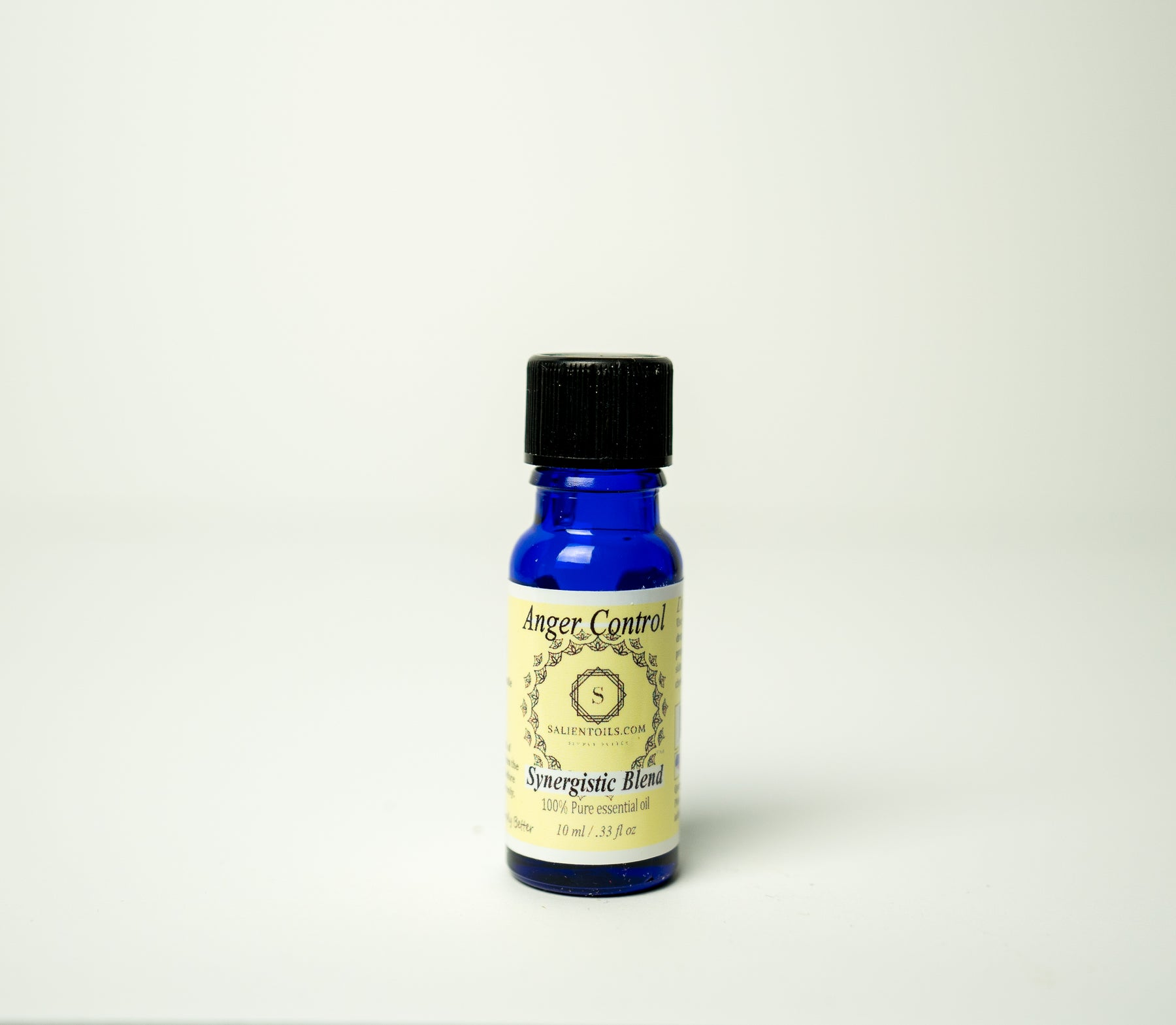 Anger Control Blended Essential Oil 10ml