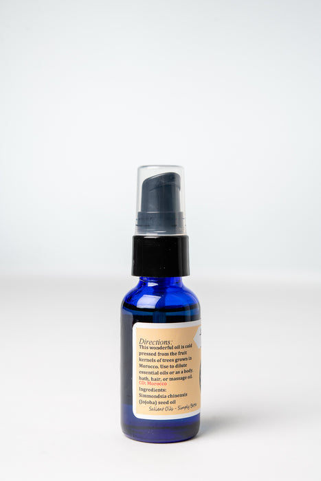 Virgin Argan Carrier Oil 1floz