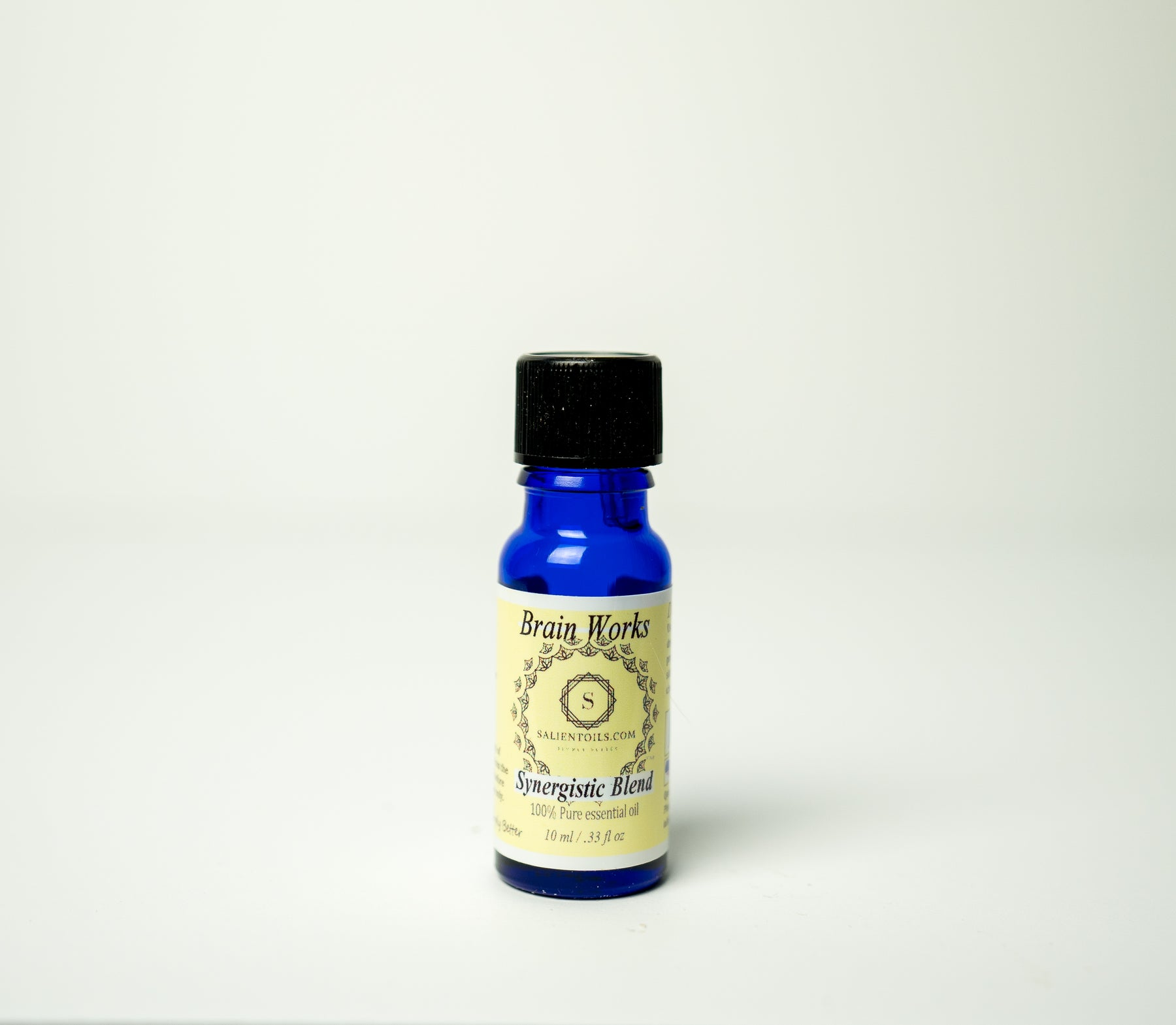 Brain Works Blended Essential Oil 10ml