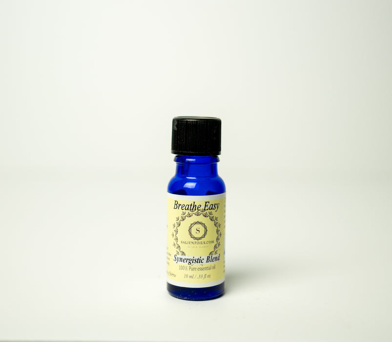 Breathe Easy Blended Essential Oil 10ml