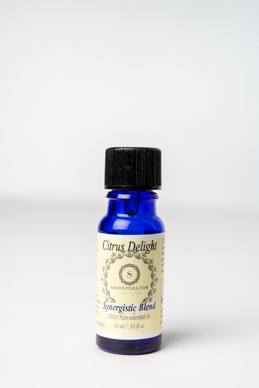 Citrus Delight Blended Essential Oil 10ml