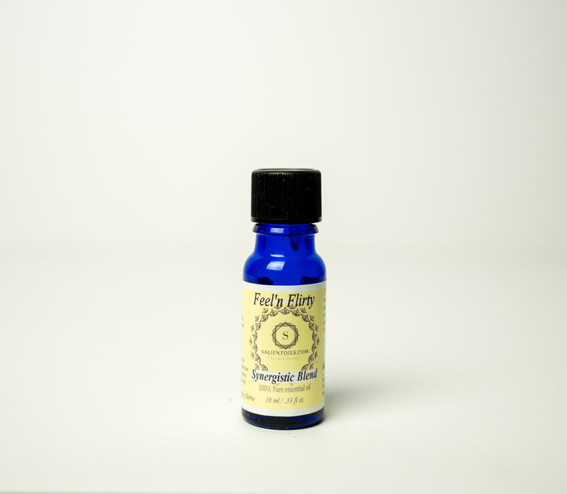 Feel'n Flirty Blended Essential Oil 10ml