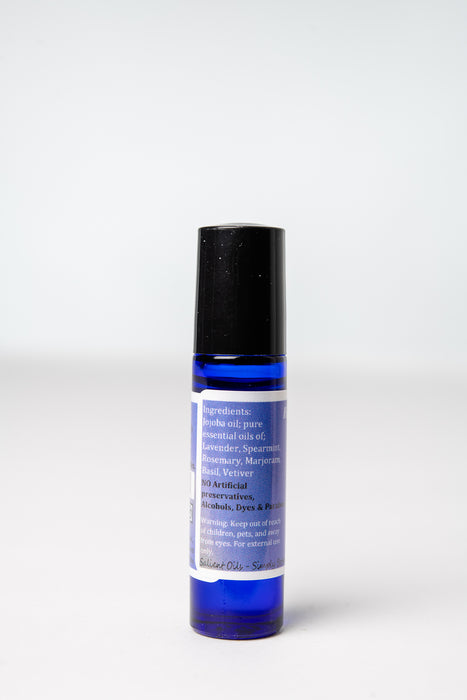 Headache Relief Roll-on in jojoba Oil