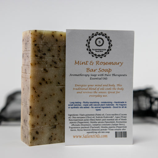 Mint & Rosemary Soap