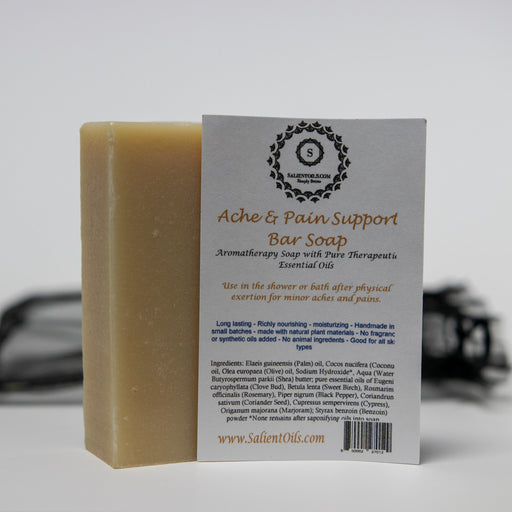 Ache & Pain Support Soap