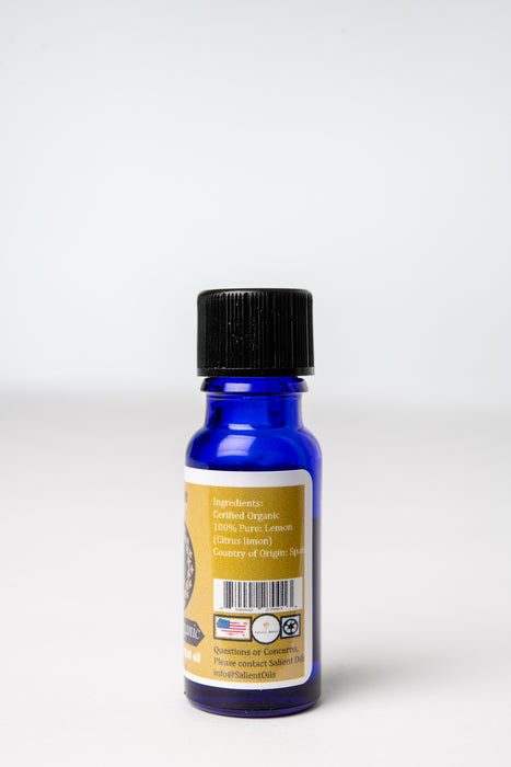 Pure Lemon Oil 10ml