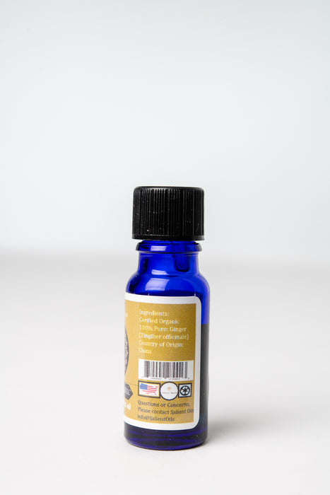 Pure Ginger Oil 10ml