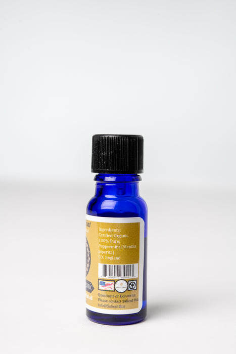 Pure Peppermint Oil 10ml