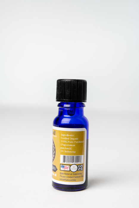 Pure Patchouli Essential Oil