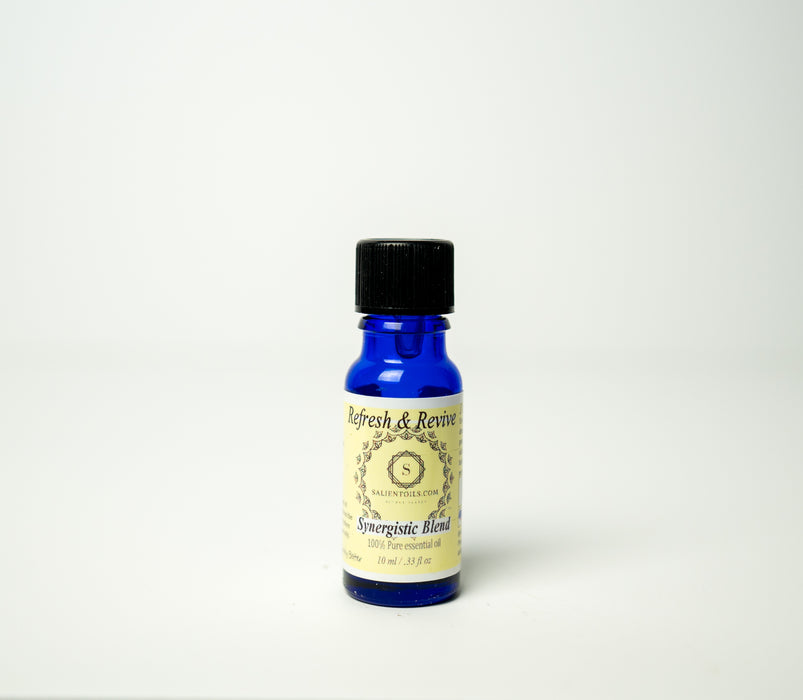Refresh & Revive Blended Essential Oil 10ml