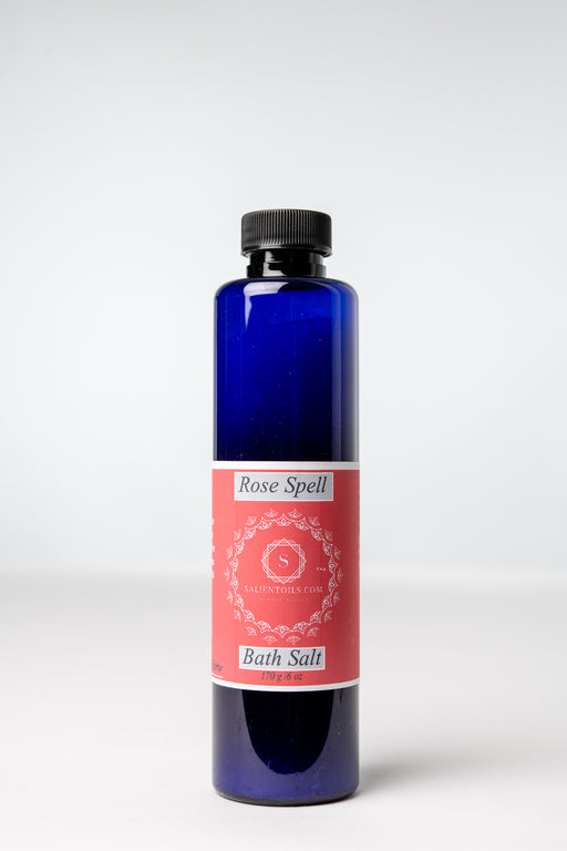Rose Spell Bath Salts 6oz