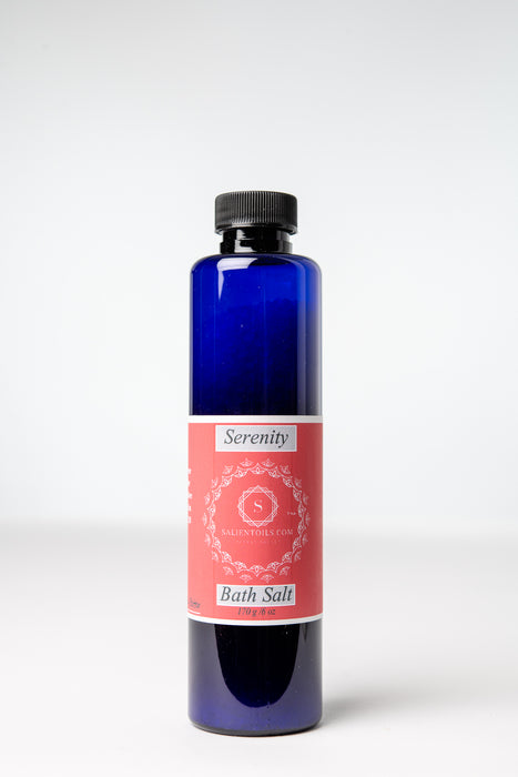 Serenity Bath Salt 6oz