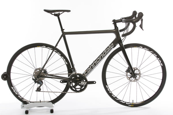 2018 SuperSix EVO Ultegra Disc - Black