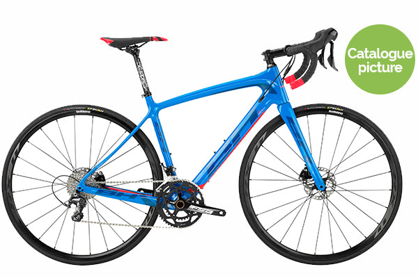 2018 Quartz Ultegra Disc - Blue