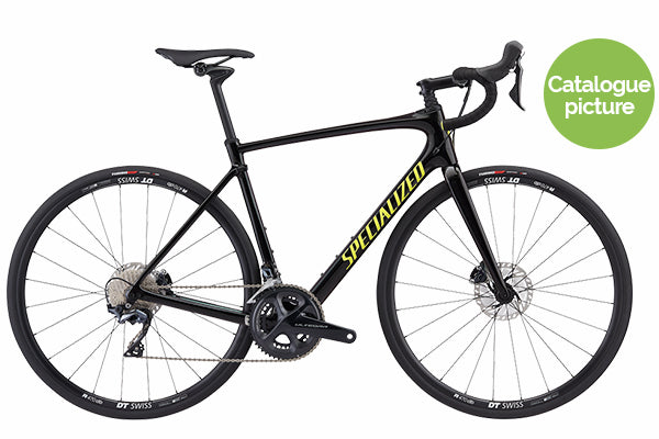 2019 Roubaix Comp Disc - Black
